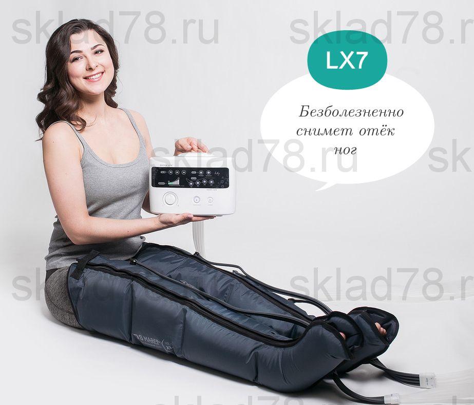 Doctor Life LX-7 лимфодренажный аппарат с манжетами ног